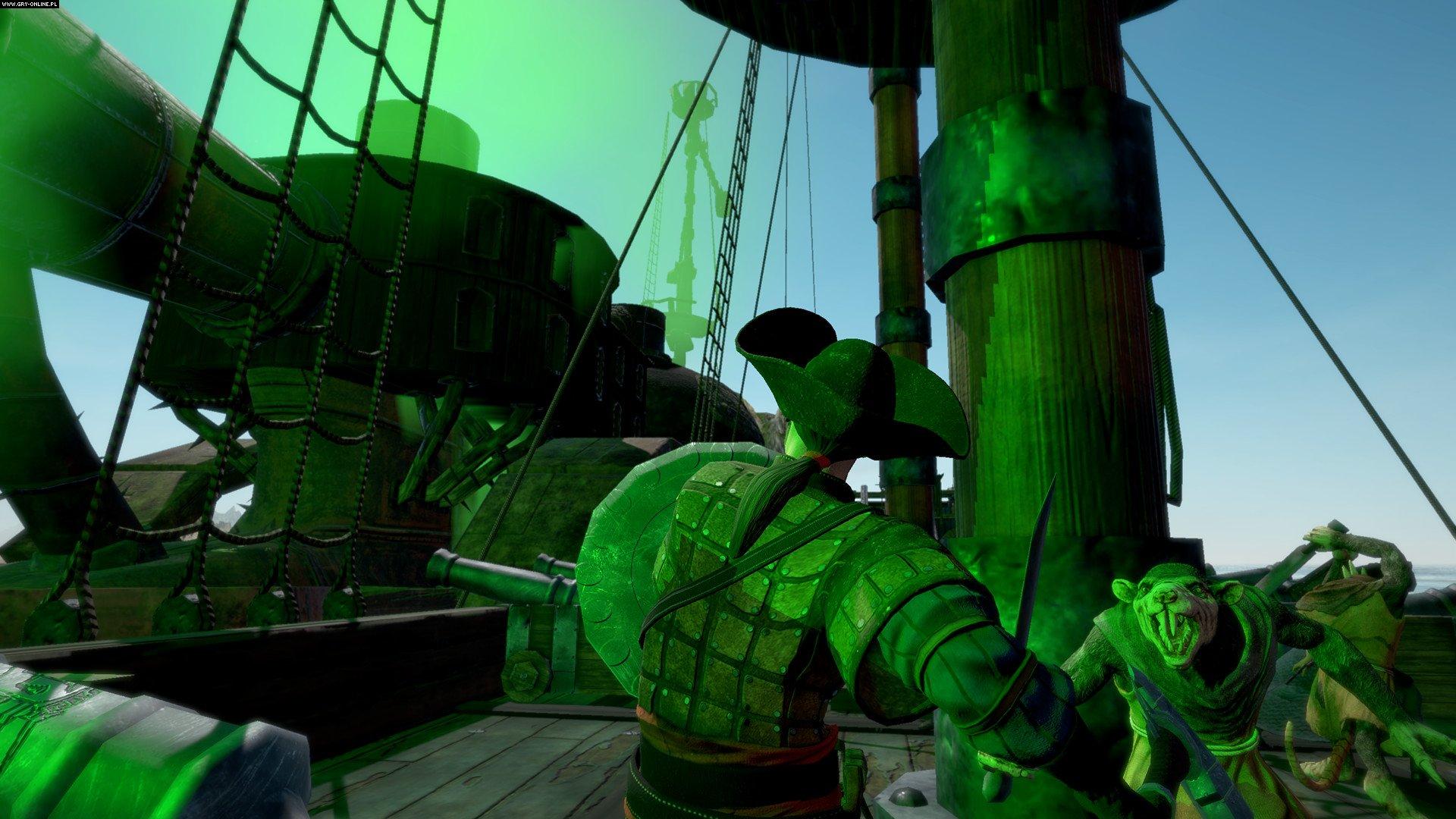 Man O' War: Corsair PC Games Image 1/51, Evil Twin Games