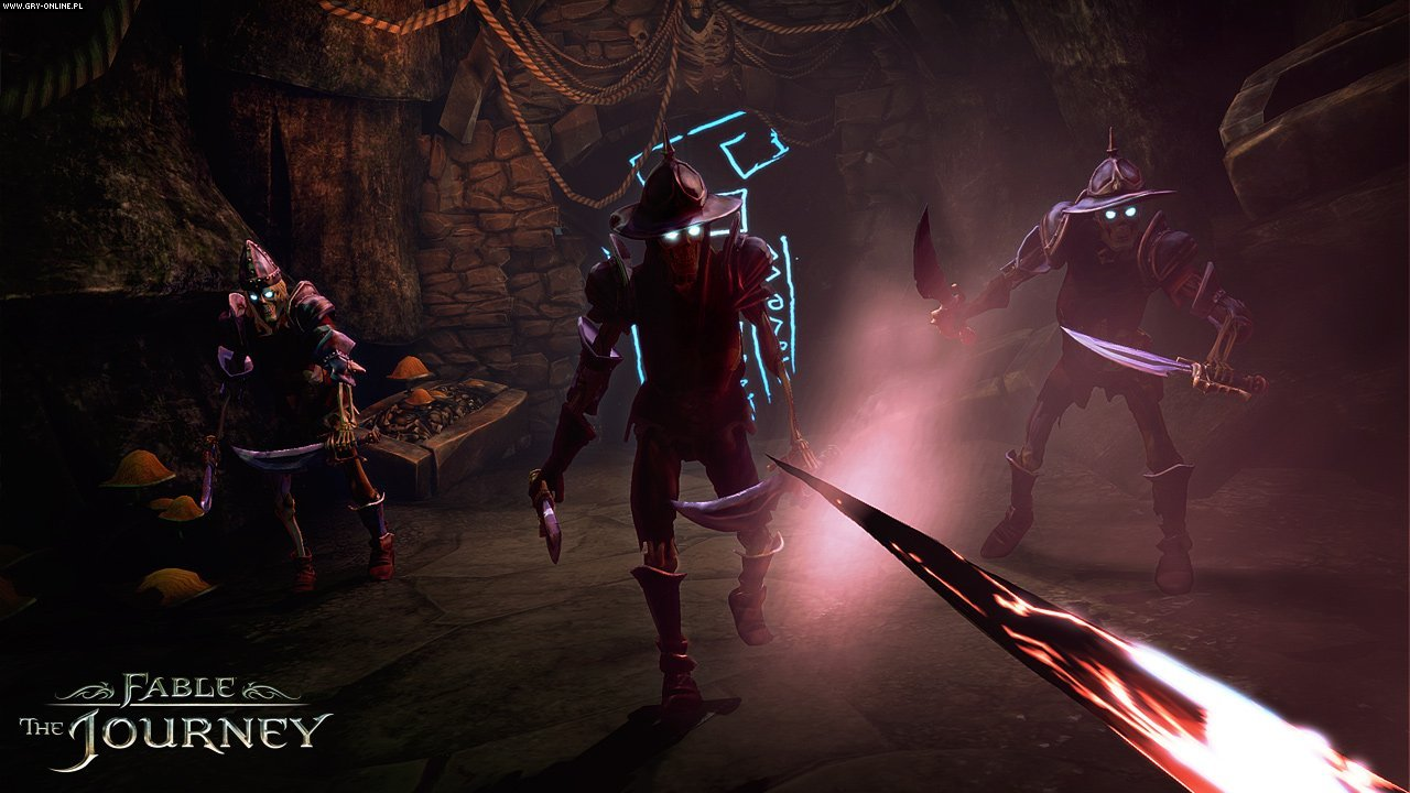 Fable: The Journey X360 Gry Screen 4/18, LionHead Studios, Microsoft Studios