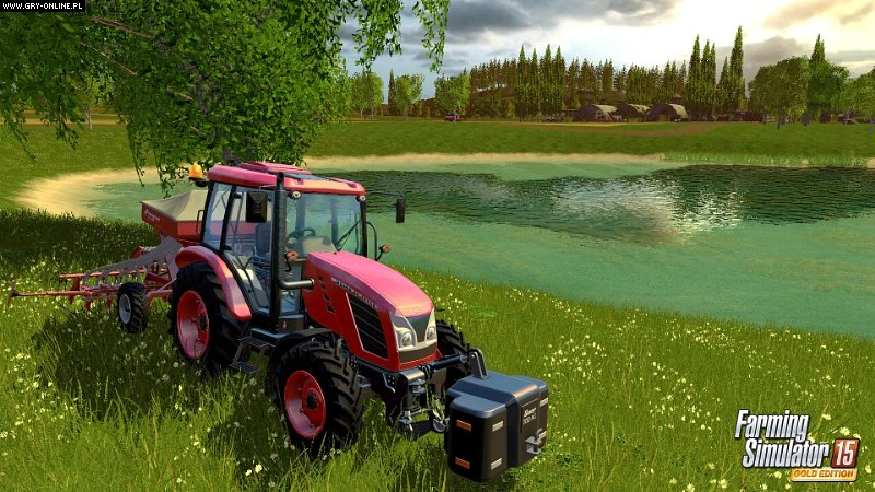Farming Simulator 15: Silver PC, PS4, XONE, X360, PS3 Games Image 2/4, GIANTS Software, Focus Home Interactive