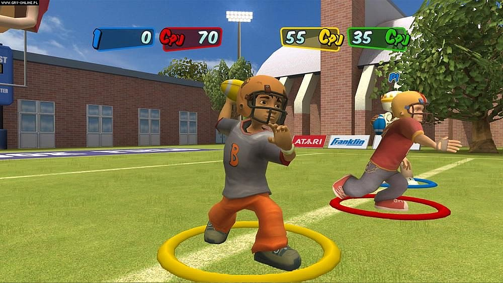backyard sports rookie rush galeria screenshot w screenshot 3 3