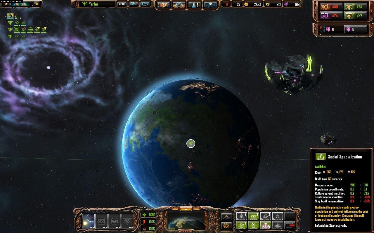Sins of a Solar Empire: Rebellion - screenshots gallery ...