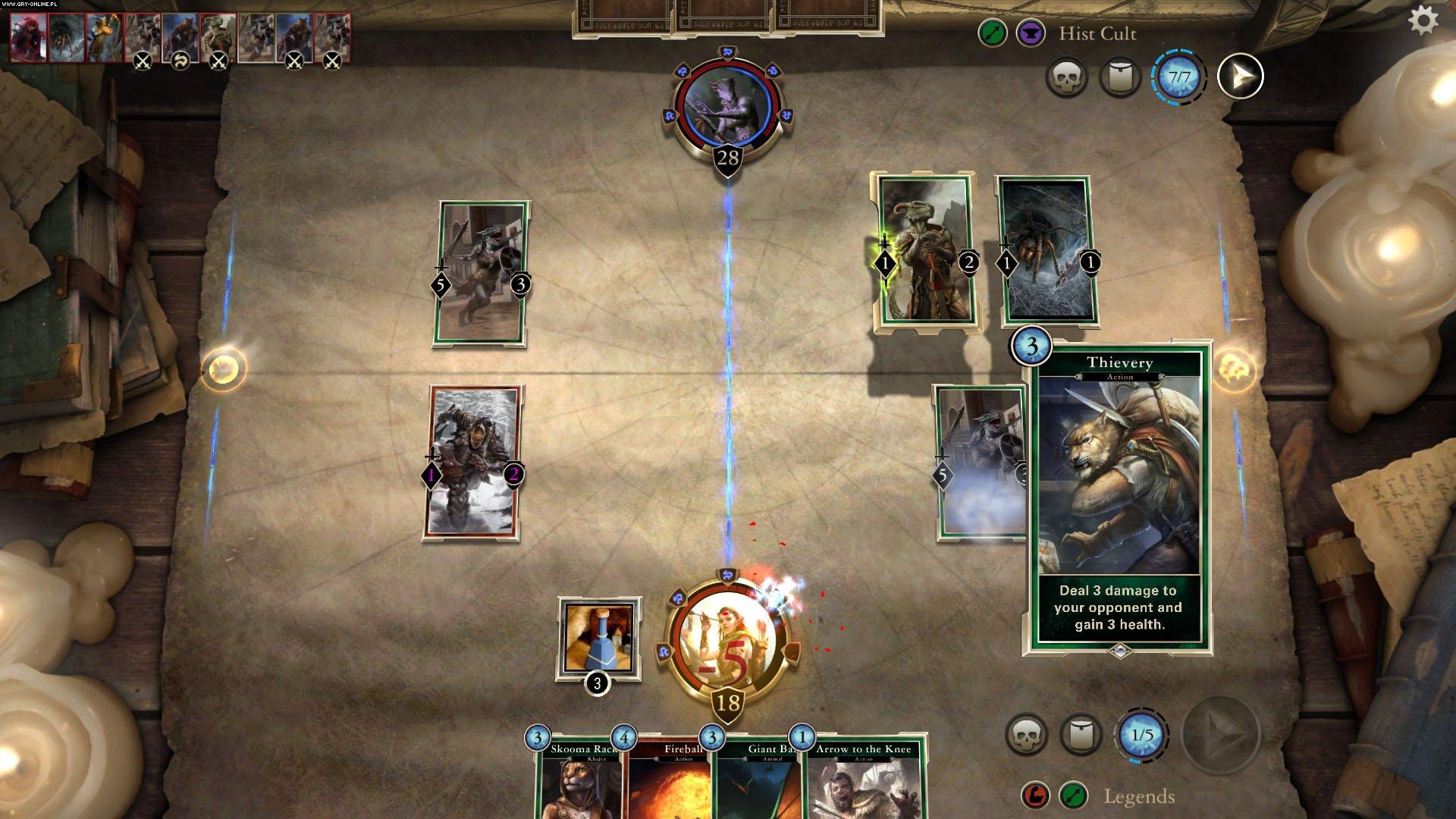 The Elder Scrolls: Legends PC, iOS Games Image 6/6, Bethesda Softworks