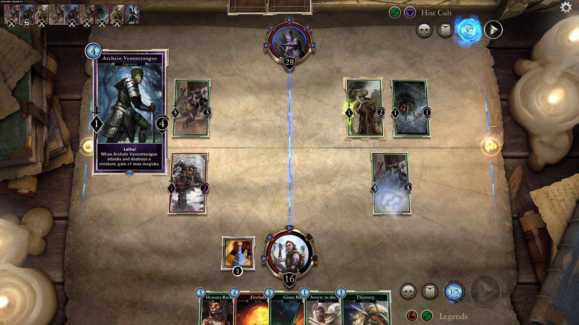 The Elder Scrolls: Legends PC, iOS Games Image 5/6, Bethesda Softworks