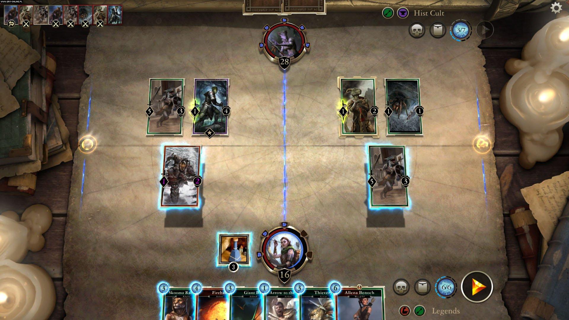 The Elder Scrolls: Legends PC, iOS Games Image 4/6, Bethesda Softworks