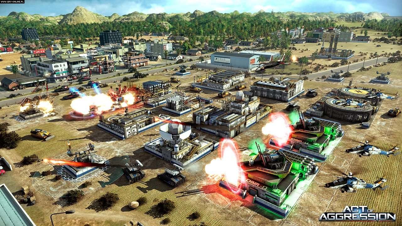 Act of Aggression PC Games Image 2/19, Eugen Systems, Focus Home Interactive