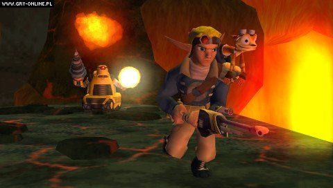 Jak and Daxter: Zaginiona Granica PSP Gry Screen 78/83, High Impact Games, Sony Interactive Entertainment