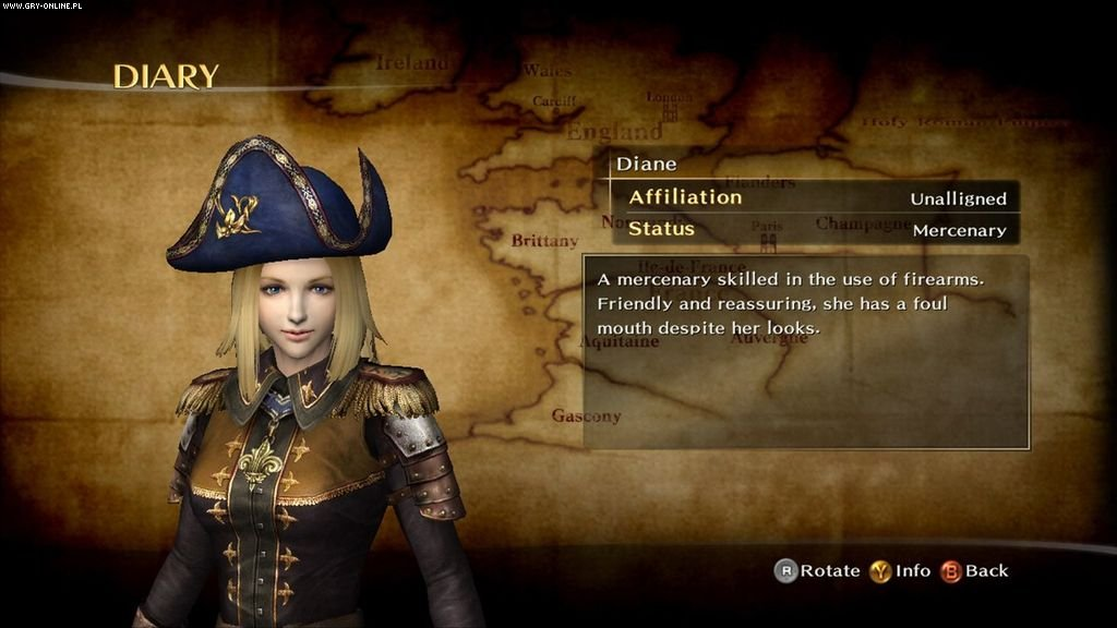 Bladestorm: The Hundred Years' War & Nightmare gameplay,