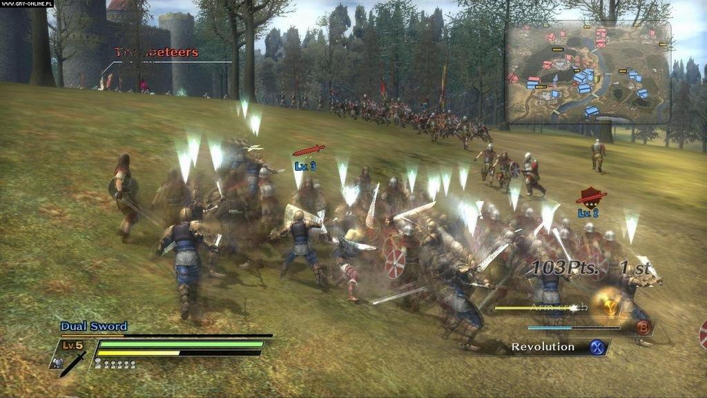 Bladestorm: The Hundred Years' War & Nightmare gameplay