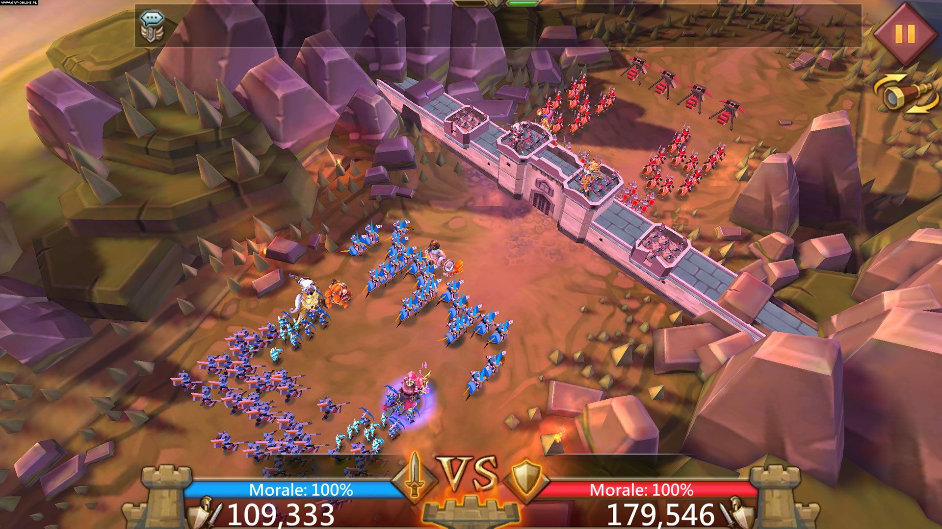 Lords Mobile PC Games Image 1/11, IGG