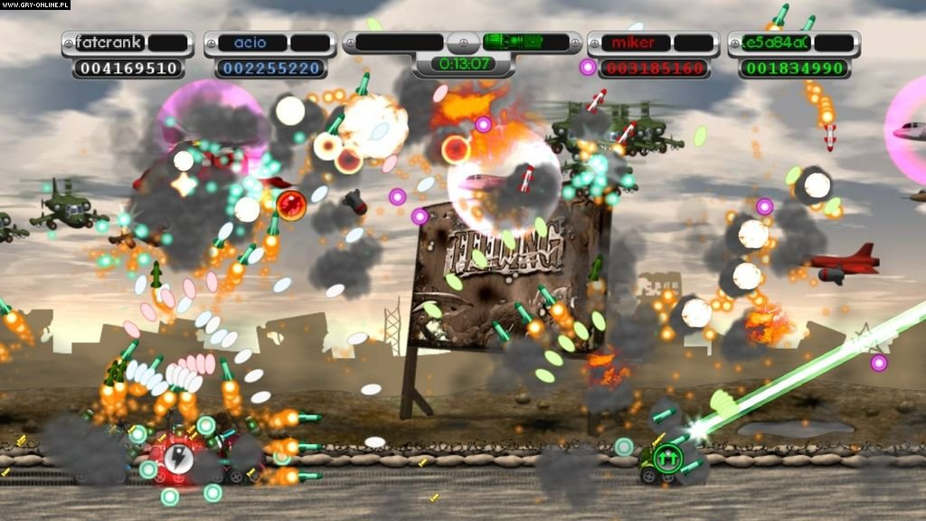 Heavy Weapon: Atomic Tank! X360 Games Image 48/50, CTXM, PopCap Games