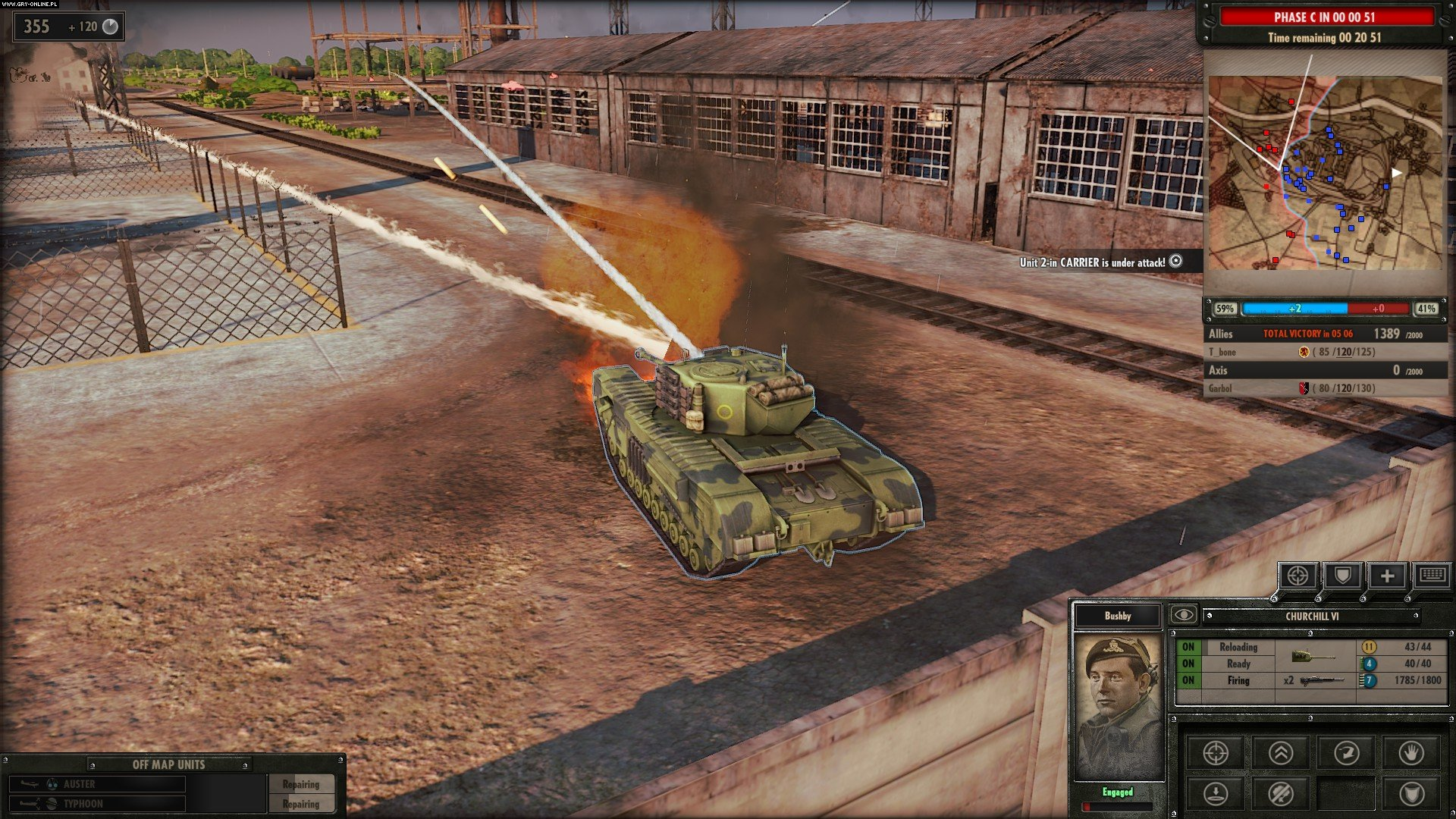 Steel Division: Normandy 44 PC Games Image 24/37, Eugen Systems, Paradox Interactive
