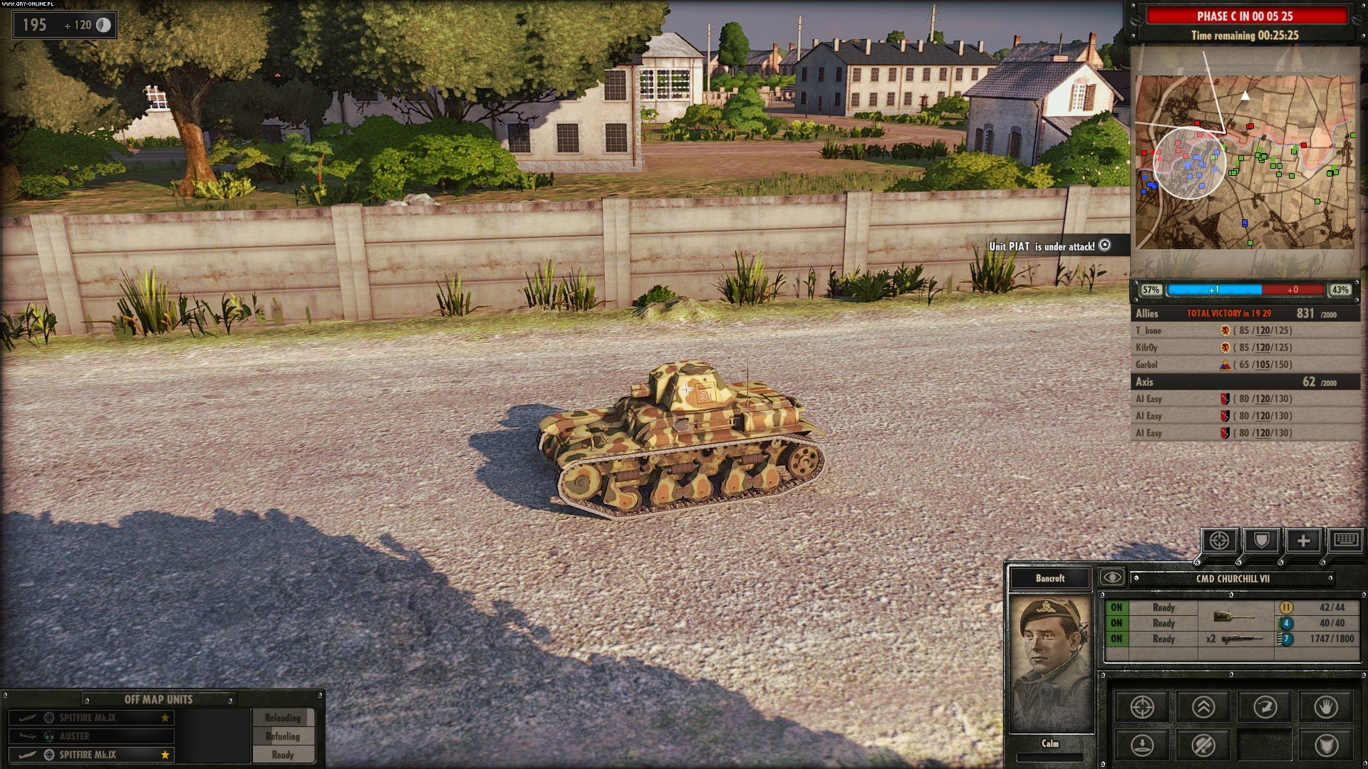 Steel Division: Normandy 44 PC Games Image 23/37, Eugen Systems, Paradox Interactive