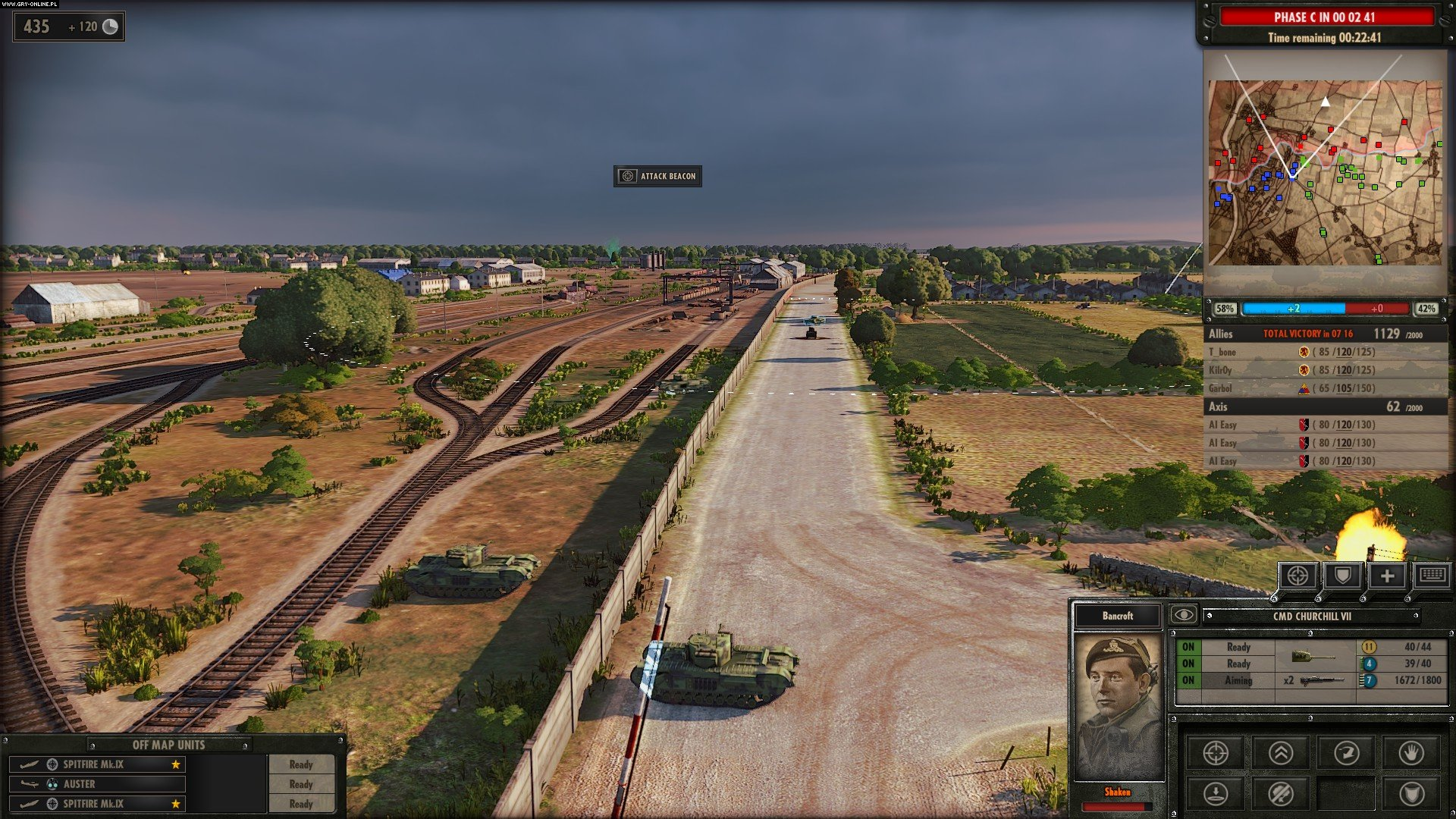 Steel Division: Normandy 44 PC Games Image 22/37, Eugen Systems, Paradox Interactive