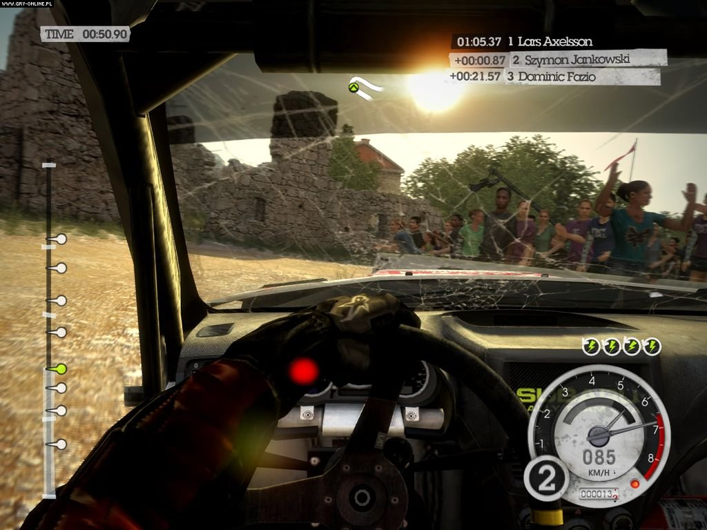 Screenshots gallery - Colin McRae: DiRT 2, screenshot 20 / 124