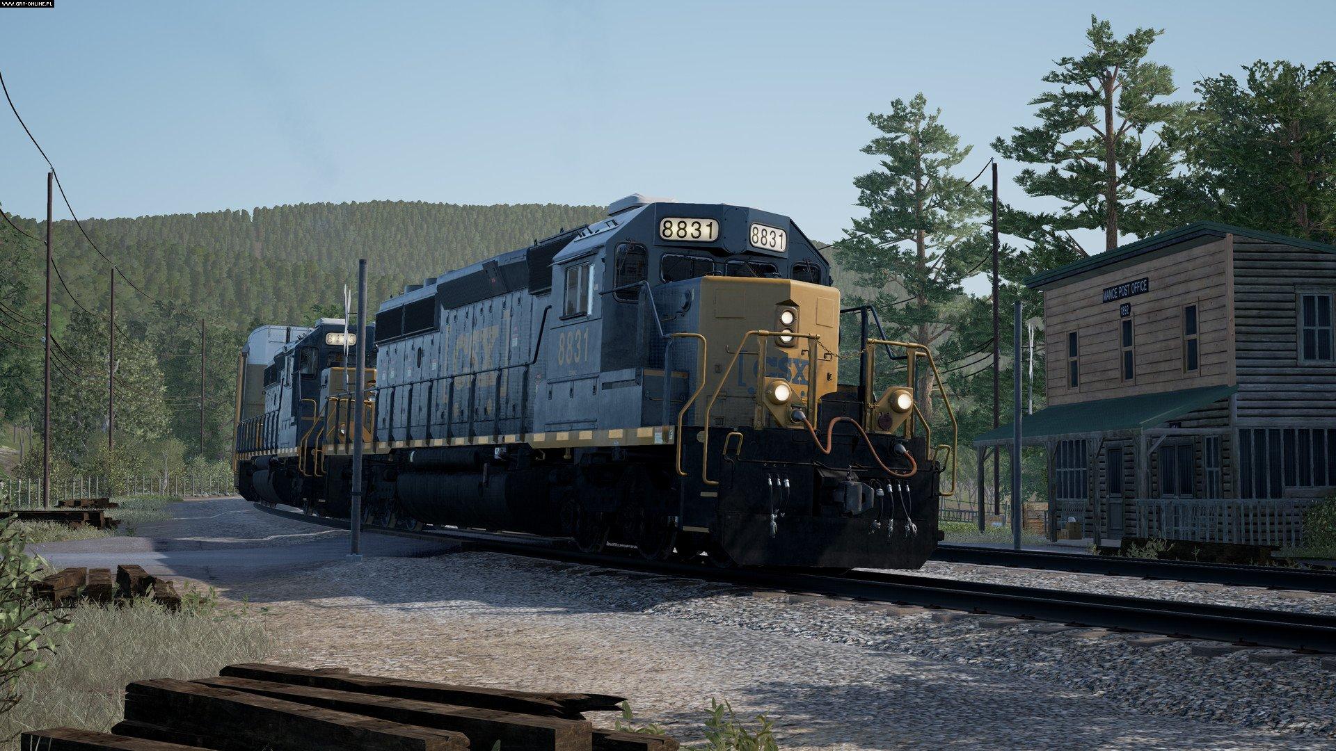 Train Sim World: CSX Heavy Haul PC, XONE Games Image 6/8, Dovetail Games/Rail Simulator Developments