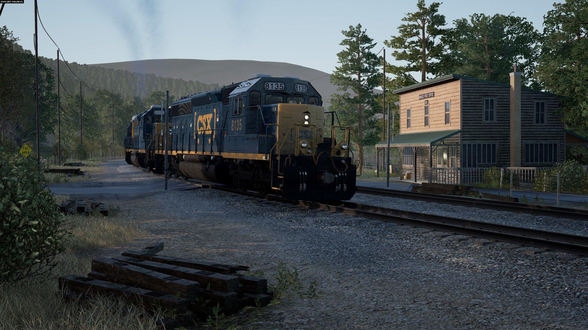 Train Sim World: CSX Heavy Haul PC, XONE Games Image 5/8, Dovetail Games/Rail Simulator Developments