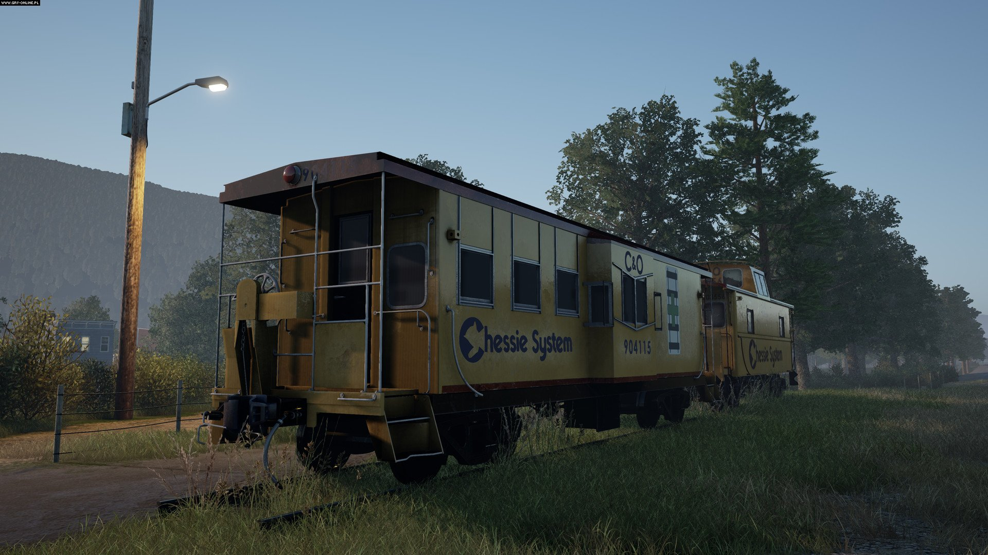 Train Sim World: CSX Heavy Haul PC, XONE Games Image 2/8, Dovetail Games/Rail Simulator Developments