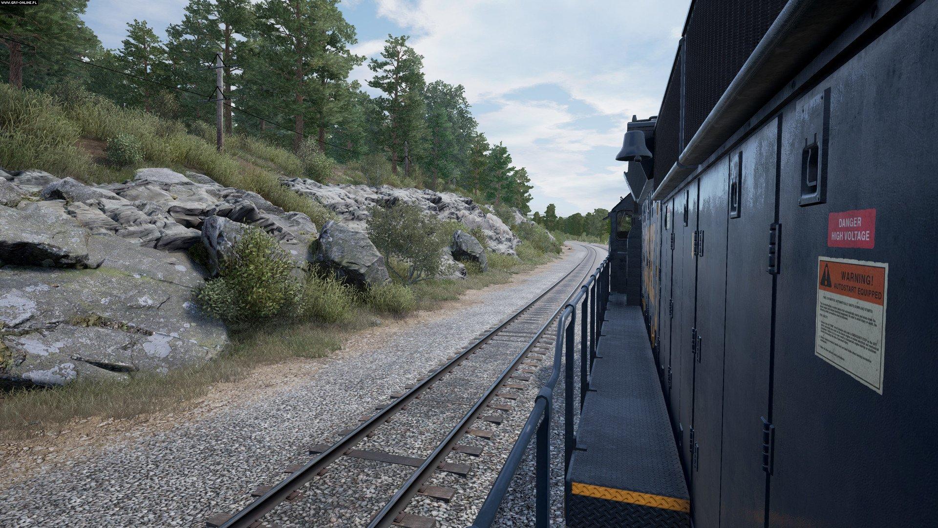 Train Sim World: CSX Heavy Haul PC, XONE Games Image 1/8, Dovetail Games/Rail Simulator Developments