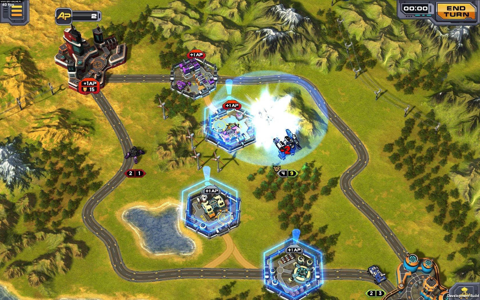 Codex of Victory PC Games Image 5/14, Ino-Co, 1C