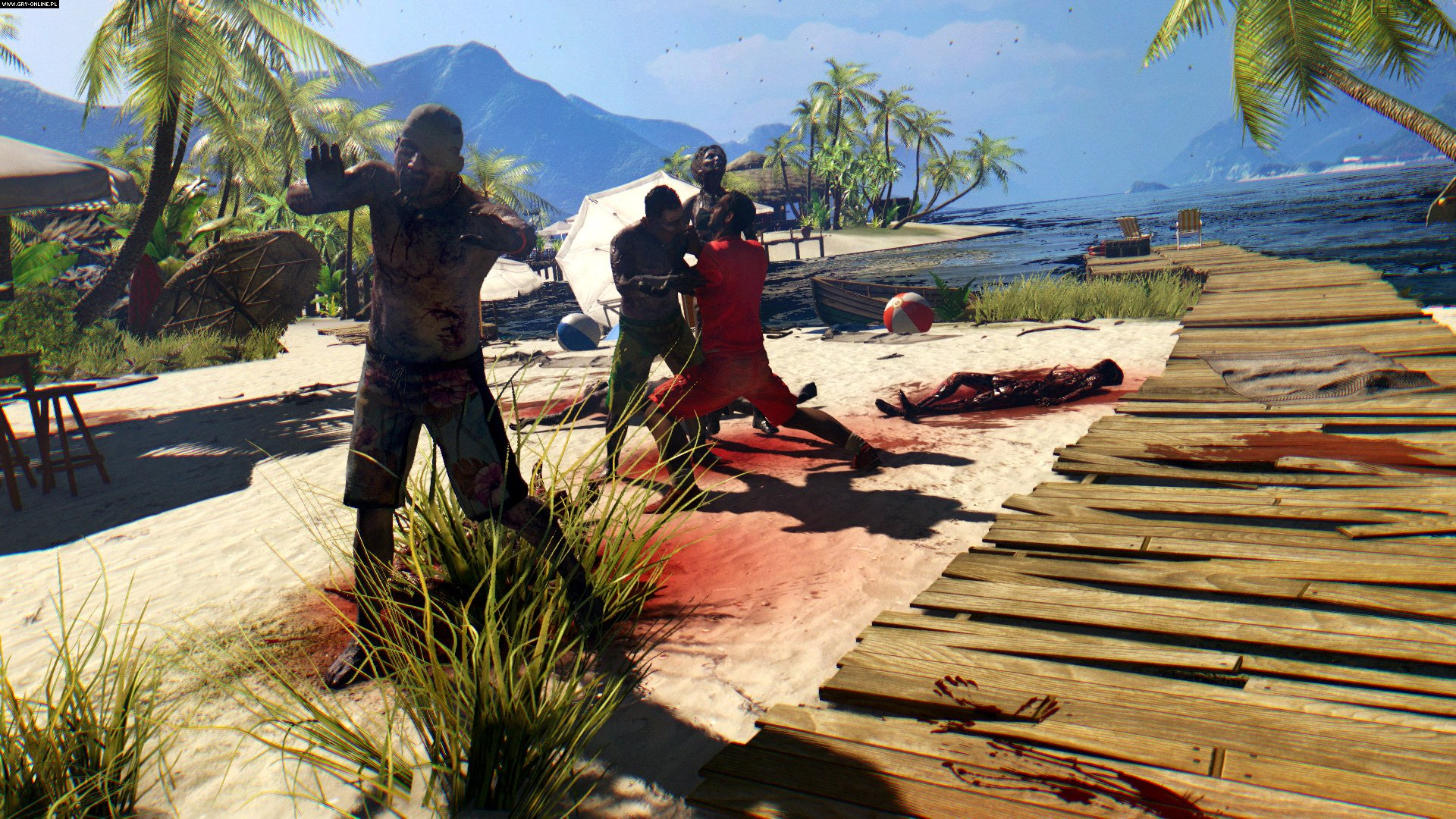 Dead Island: Definitive Collection PC, PS4, XONE Games Image 14/16, Techland, Deep Silver / Koch Media