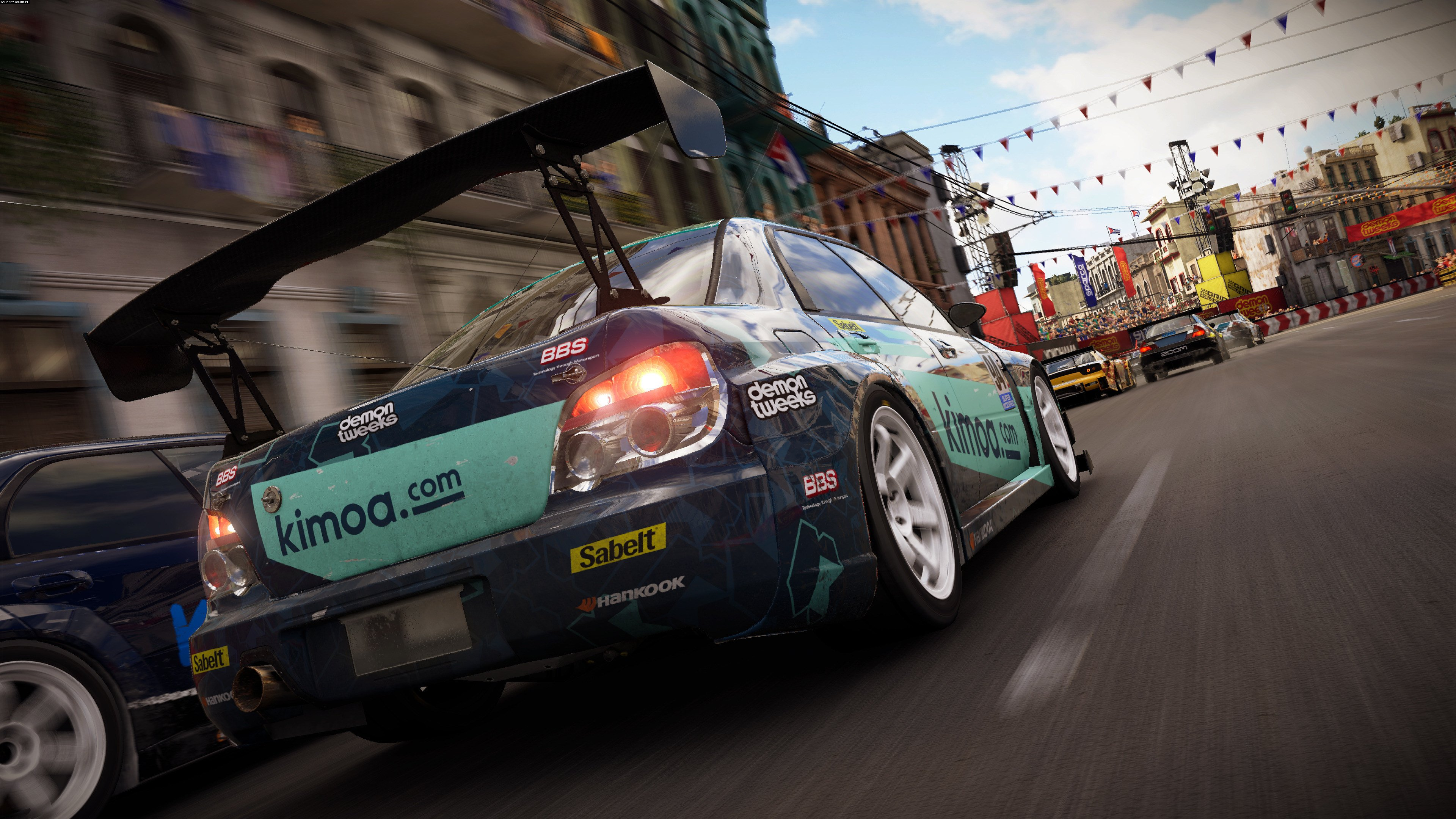 GRID PC, PS4, XONE Games Image 68/85, Codemasters Software