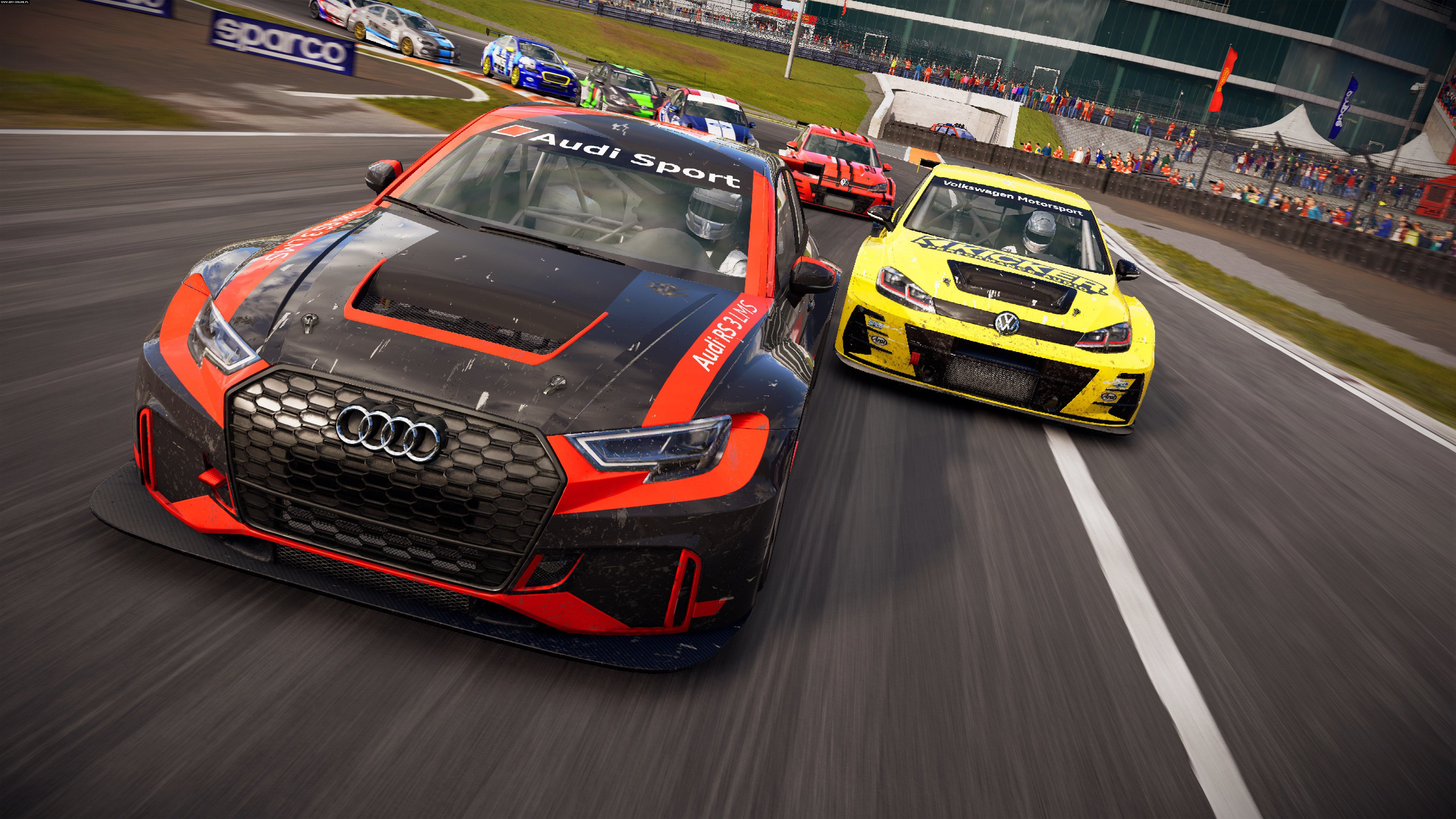GRID PC, PS4, XONE Games Image 31/49, Codemasters Software