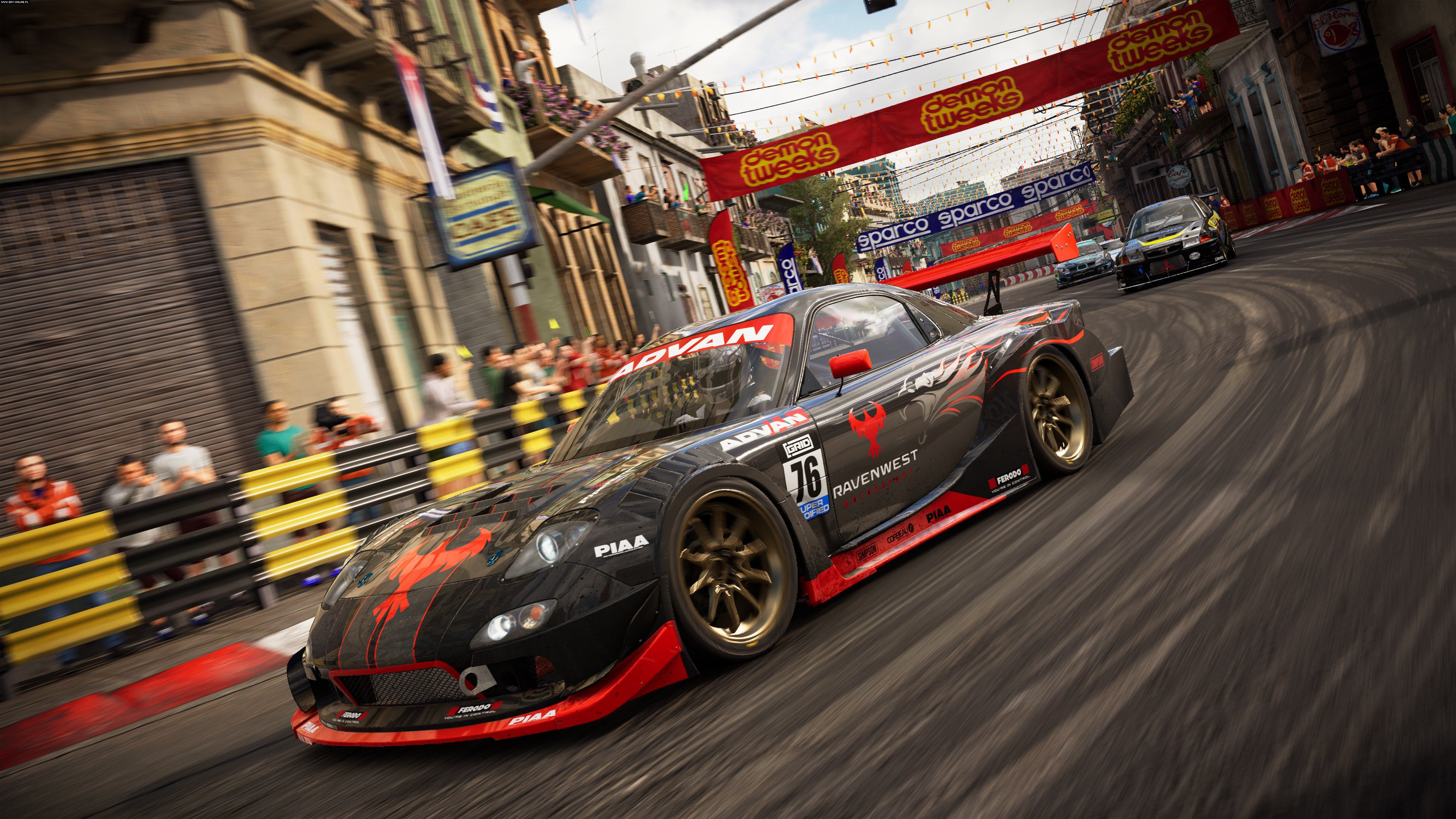 GRID PC, PS4, XONE Games Image 30/49, Codemasters Software