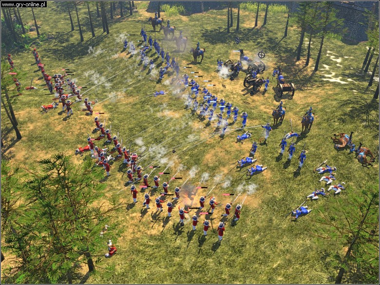 Age of Empires III PC Gry Screen 7/31, Ensemble Studios, Microsoft Studios