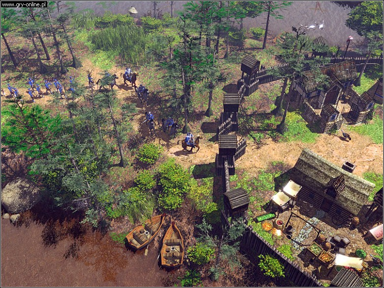 Age of Empires III PC Gry Screen 3/31, Ensemble Studios, Microsoft Studios