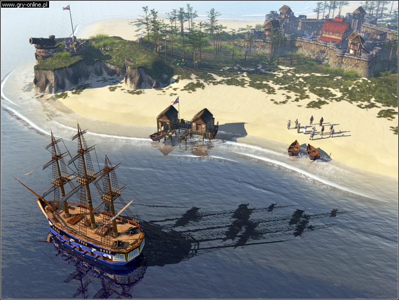 Age of Empires III PC Gry Screen 2/31, Ensemble Studios, Microsoft Studios