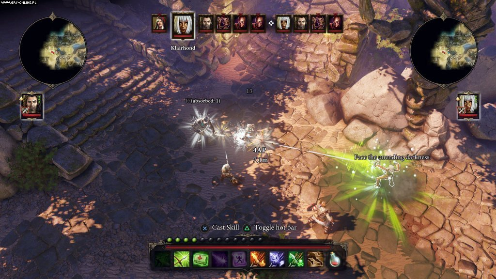 Divinity: Original Sin - Enhanced Edition PC, PS4, XONE Games Image 3/5, Larian Studios
