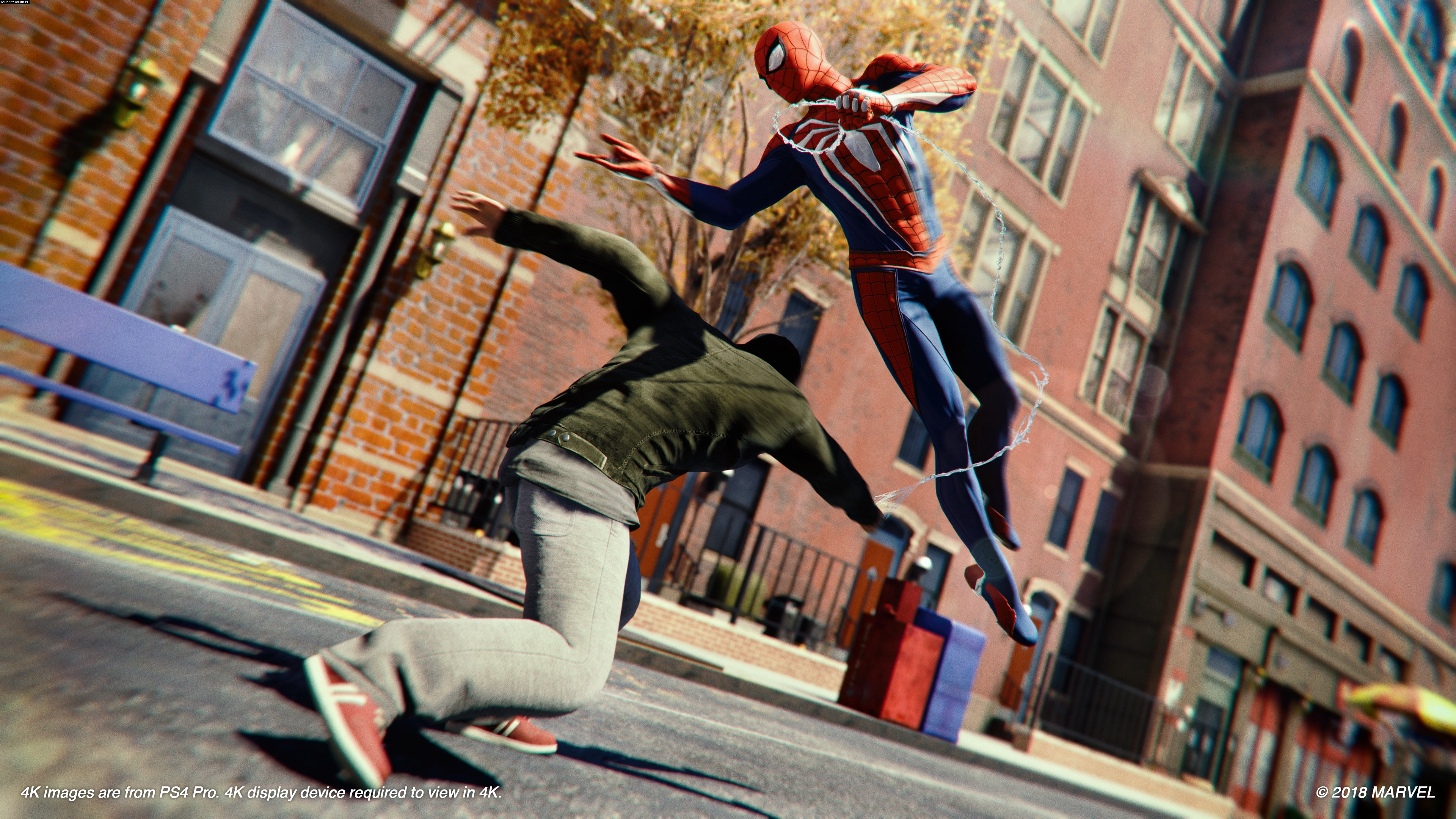 Spider-Man PS4 Games Image 14/47, Insomniac Games, Sony Interactive Entertainment