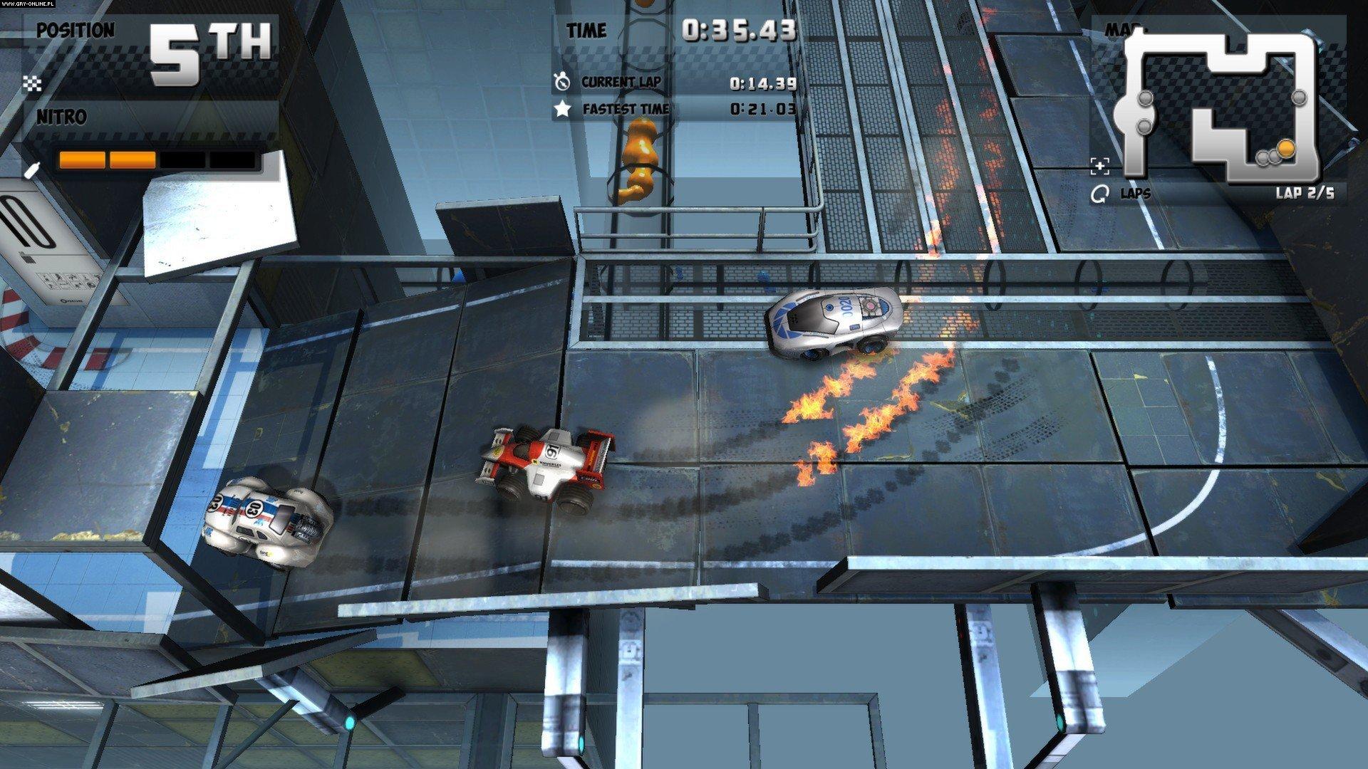 Mini Motor Racing Evo Screenshots Gallery Screenshot 7