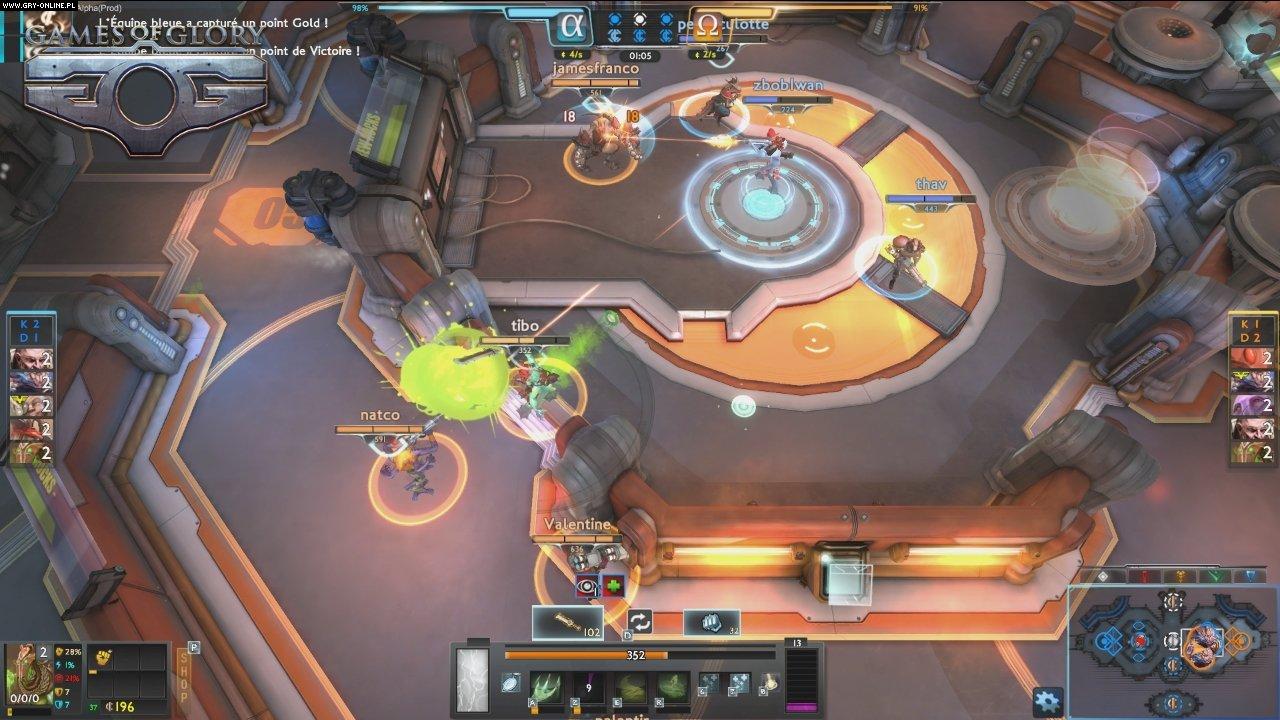 Ps4 Games Science Fiction : Games of glory screenshots gallery screenshot