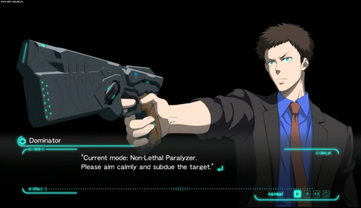 Psycho-Pass: Mandatory Happiness PC, PSV, PS4, XONE Games Image 2/15, 5pb., NIS America