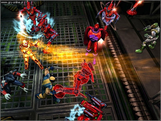X-Men Legends II: Rise of Apocalypse PC Gry Screen 3/51, Raven Software, Activision Blizzard