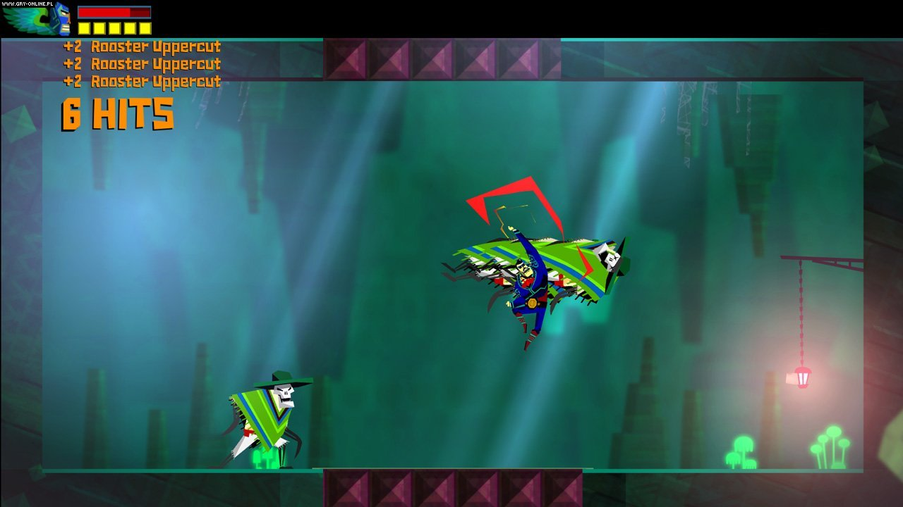Guacamelee! PS3, PSV Gry Screen 5/32, DrinkBox Studios
