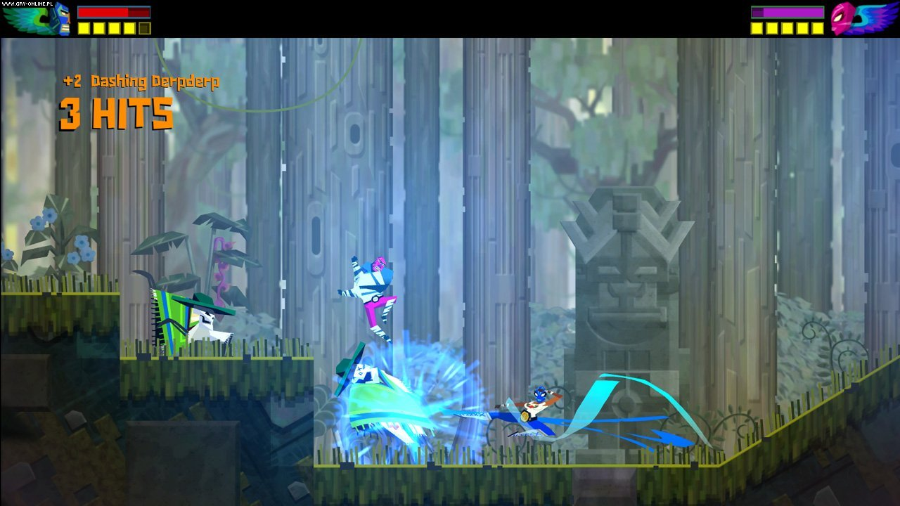 Guacamelee! PS3, PSV Gry Screen 3/32, DrinkBox Studios