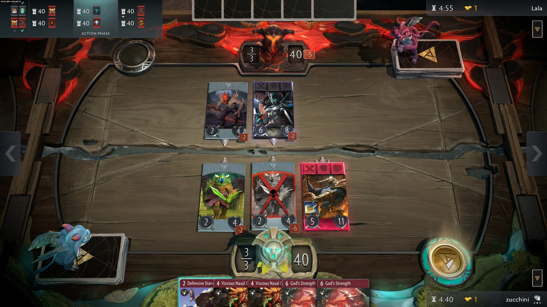 Artifact PC, AND, iOS Games Image 5/9, Valve Corporation