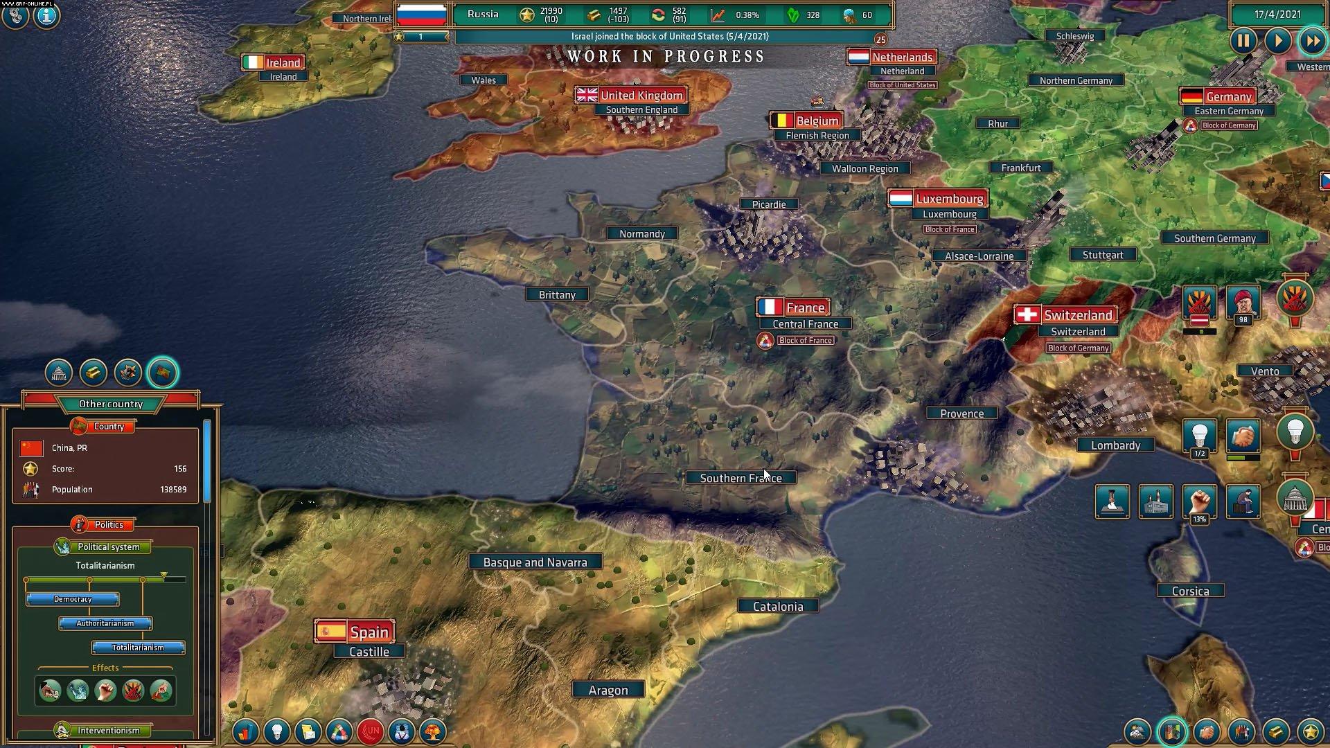 Realpolitiks PC Games Image 18/18, Jujubee, 1C