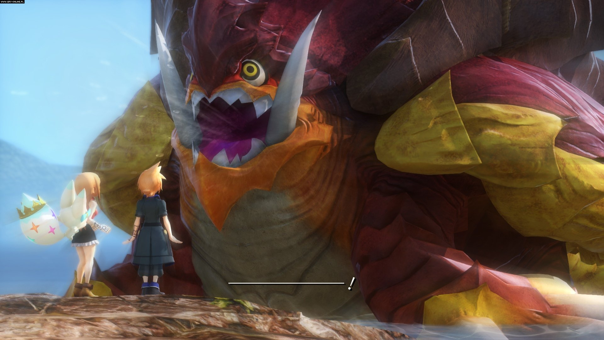 World of Final Fantasy PC, PSV, PS4 Gry Screen 8/161, Square-Enix / Eidos