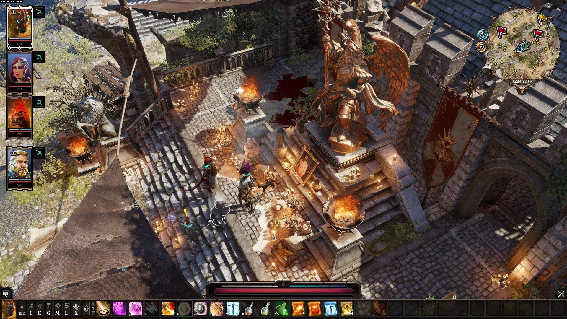 Divinity: Original Sin II - Definitive Edition PC, PS4, XONE Games Image 39/304, Larian Studios