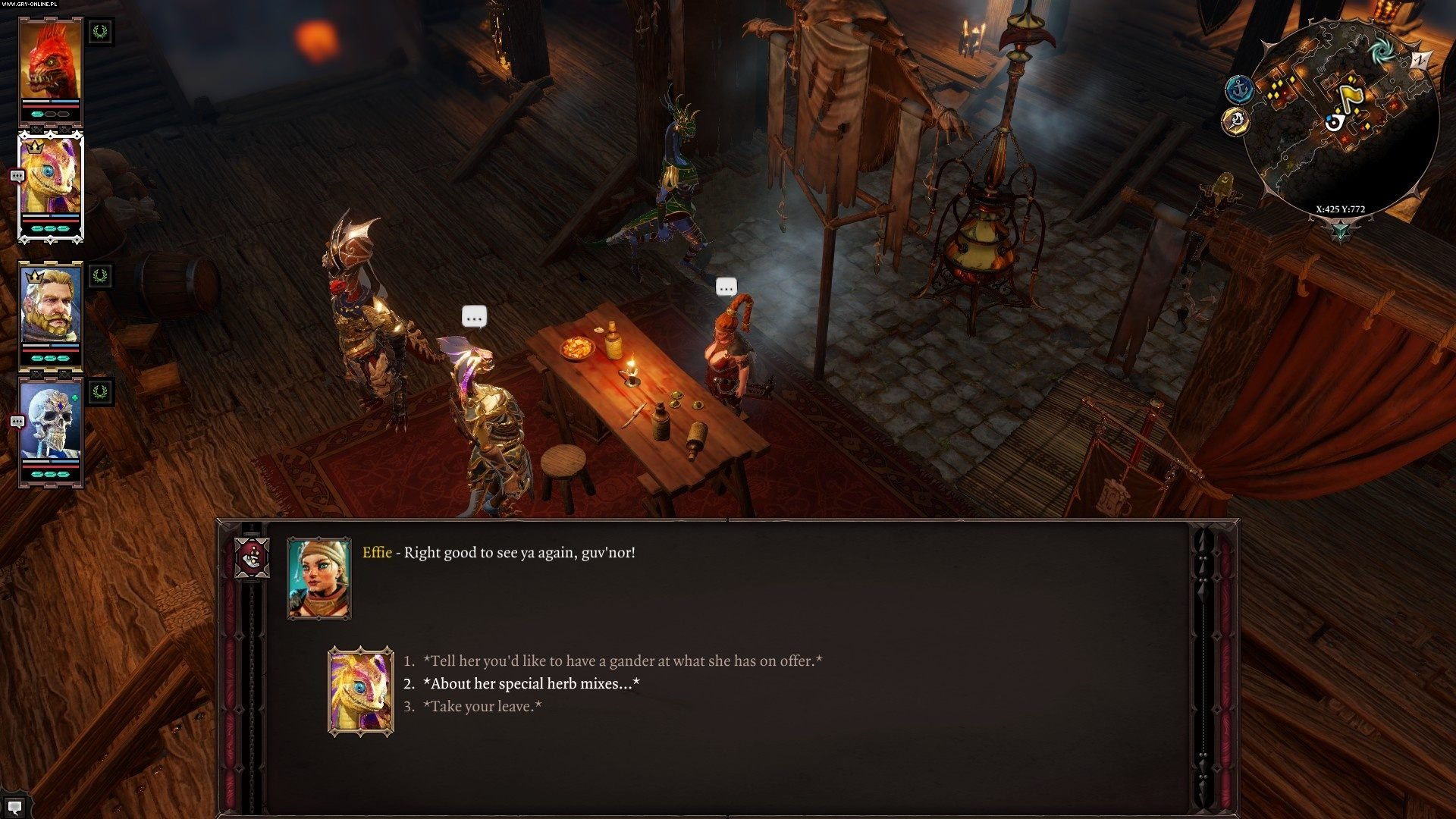 Divinity: Original Sin II - Definitive Edition PC, PS4, XONE Games Image 33/299, Larian Studios