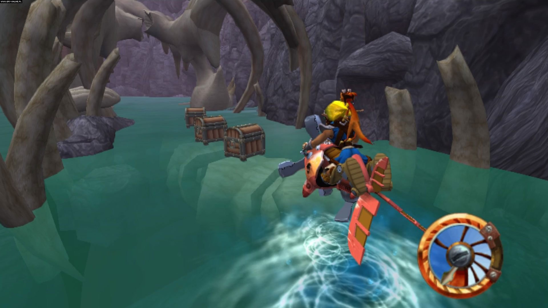 Jak And Daxter The Precursor S Legacy Screenshots Gallery