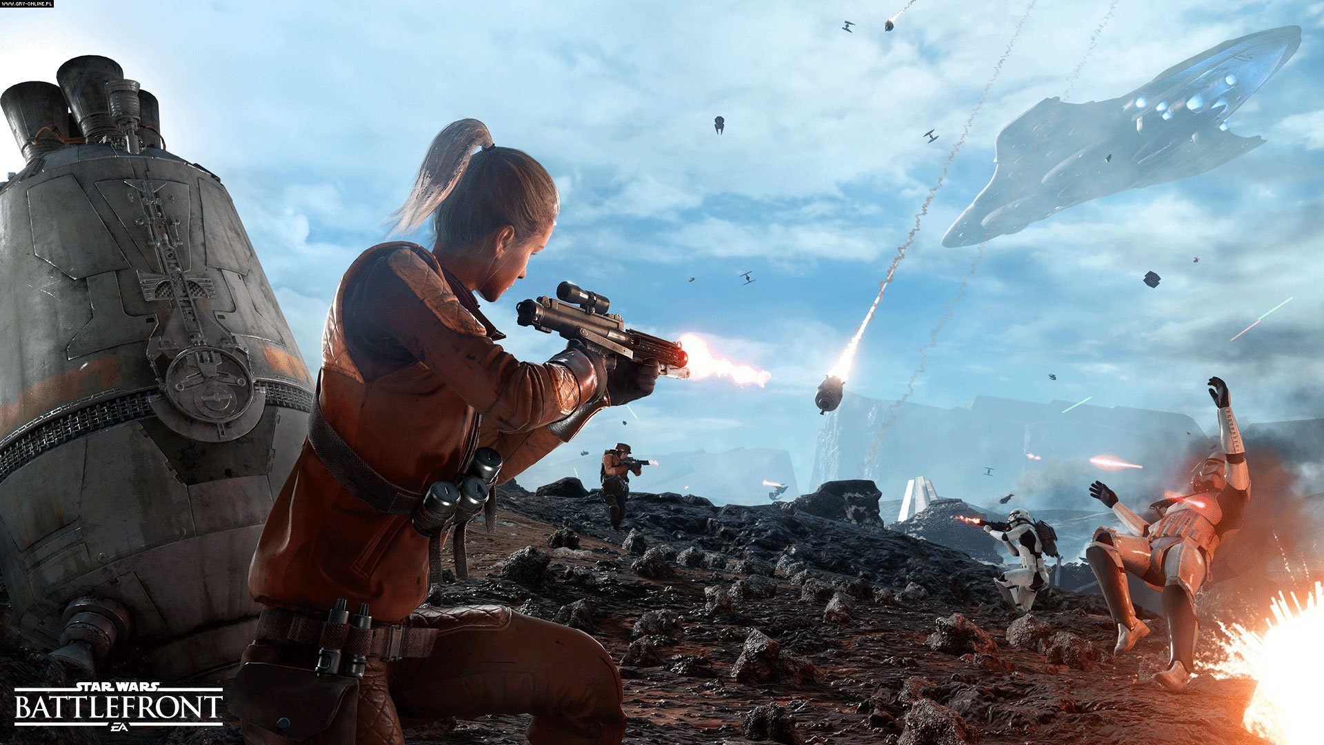 Star Wars: Battlefront XONE, PS4, PC Games Screen 15/27, EA Digital Illusions/EA DICE, Electronic Arts Inc.