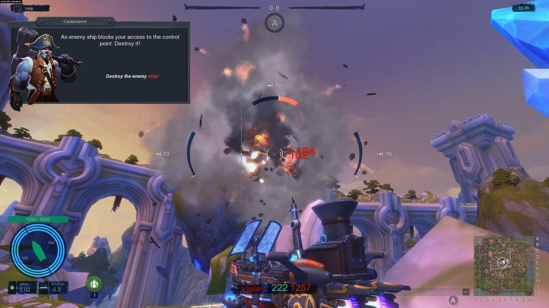 Cloud Pirates PC Games Image 3/12, Allods Team, My.com