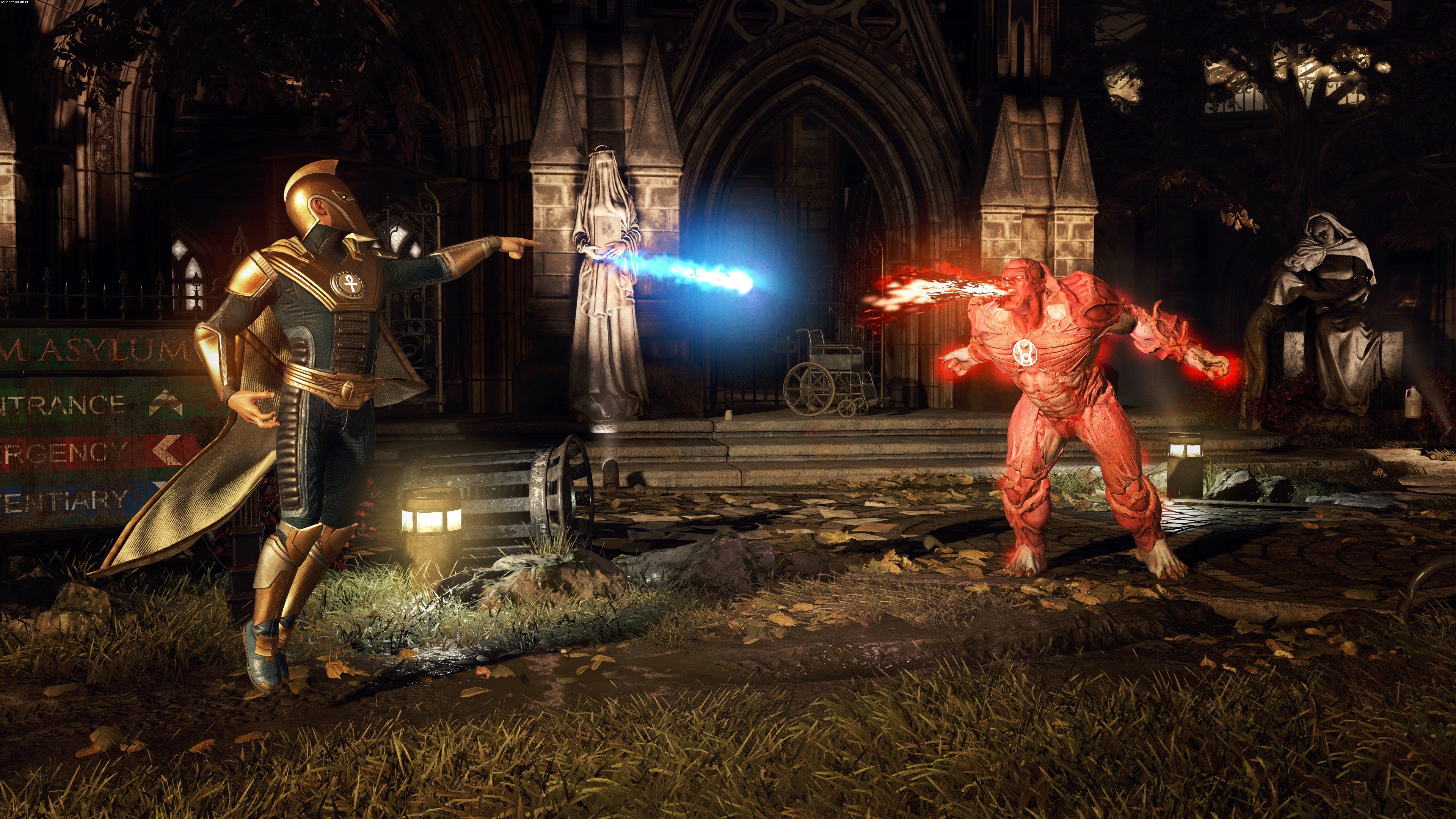 Injustice 2 PS4, XONE Gry Screen 3/24, NetherRealm Studios , Warner Bros. Interactive Entertainment