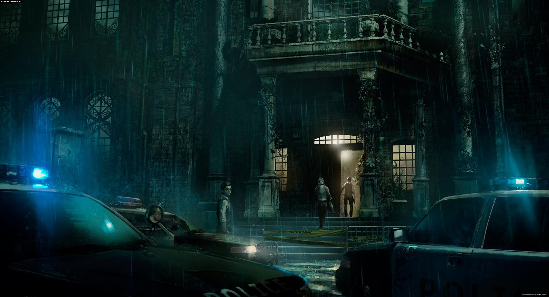 The Evil Within X360, PS3, PC, PS4 Gry Screen 30/50, Tango Gameworks, Bethesda Softworks