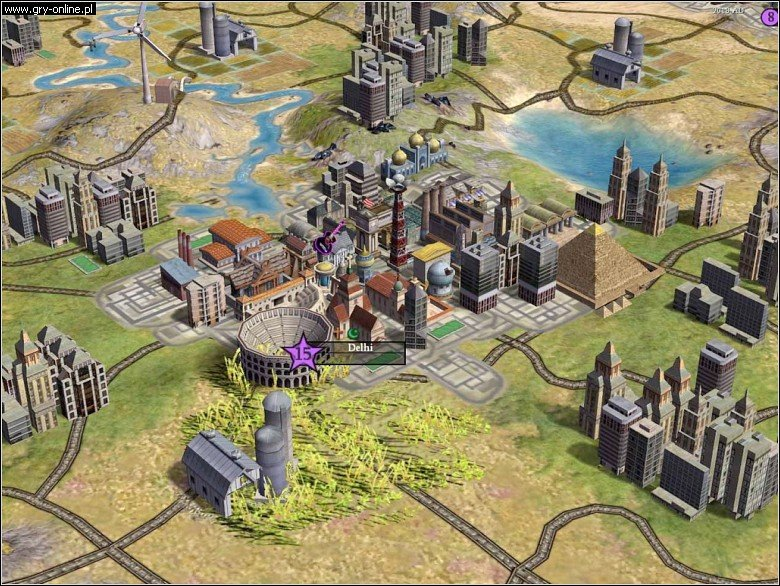 Sid Meier's Civilization IV PC Games Image 6/42, Firaxis Games, Take 2 Interactive