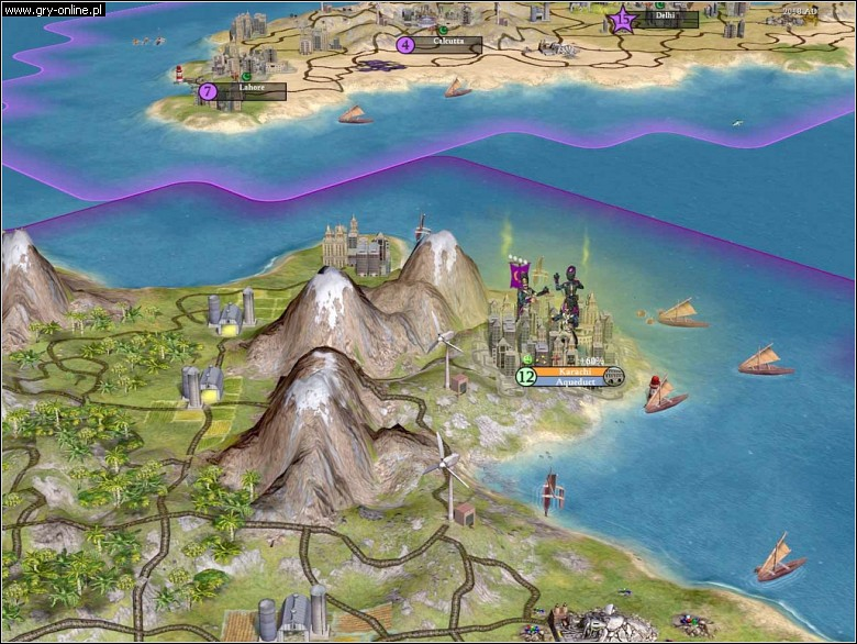 Sid Meier's Civilization IV PC Games Image 4/42, Firaxis Games, Take 2 Interactive